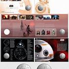 Star Wars: The Last Jedi - BB-8 Medal Cover