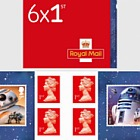 Star Wars: The Last Jedi - Retail Stamp Book - Droids