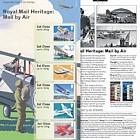 Post & Go - Royal Mail Heritage: Mail by Air