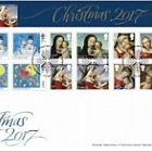 Christmas 2017 - (FDC Set)