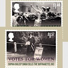 Votes for Women - (Set of 8 Postcards)