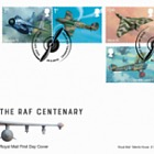 The RAF Centenary - (FDC Set)