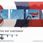 The RAF Centenary - (FDC M/S)