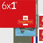 The RAF Centenary - (Retail Stamp Book)