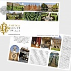 Hampton Court Palace - (FDC Set)