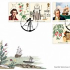 Captain Cook and the Endeavour Voyage - (FDC Set)