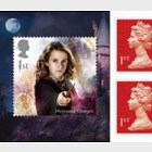 PRE-ORDER Harry Potter - (Retail Stamp Book)