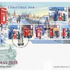 Christmas 2018 - (FDC M/S)