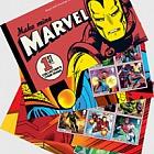 Marvel (Prestige Stamp Book)