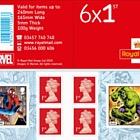 Marvel (Retail Stamp Book)