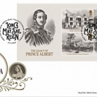 Queen Victoria Bicentenary (FDC-MS)