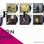 Music Giants III Elton John - FDC Set