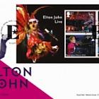 Music Giants III Elton John - FDC M/S