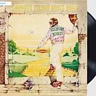 Music Giants III Elton John - Goodbye Yellow Brick Road Fan Sheet