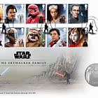 Star Wars III - Skywalker Family Medal Cover