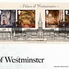Palace of Westminster -FDC MS