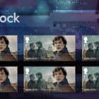 Sherlock - The Reichenbach Falls Stamp Set