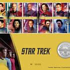 Star Trek - The Original Series - Medal Cover Set
