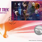 Star Trek - Movies - Medal Cover MS