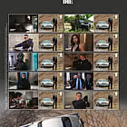 PRE-ORDER - James Bond - No Time to Die - Collectors Sheet