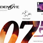 PRE-ORDER - James Bond - Golden Eye 25th Anniversary - Limited Edition Souvenir