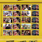 Only Fools and Horses - Collectors Sheet
