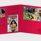 DC Collection - Gold-Plated Wonder Woman
