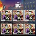 DC Collection - Joker Stamp Set