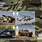 British Army Vehicles