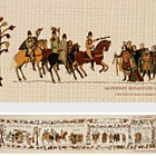 Final Panel of the Bayeux Tapestry- (PP M/S)