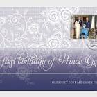 El primer cumpleaños del príncipe George