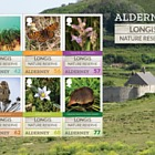 Longis Nature Reserve (Souvenir Sheet and Pack Insert)