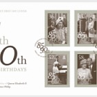 Queen Elizabeth 85th / Prince Philip's 90th
