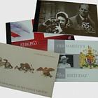 Black Friday Offer - Alderney Prestige Booklets (save over 25%!)