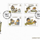 50th Anniversary of The Wombles - (FDC Set)