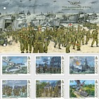 75th Anniversary of D-Day - PP Set