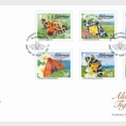 Tiger Moths & Ermines- FDC Set