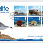 Sealife in the Ramsar Area - FDC Set