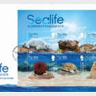 Sealife in the Ramsar Area - FDC M/S