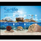 Sealife in the Ramsar Area - M/S Pack Insert