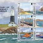 The History of Alderney Harbour