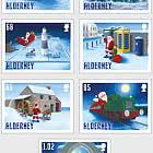 Alderney -  Santa's Visit 2020