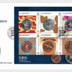 50 Years of Decimalisation - FDC M/S