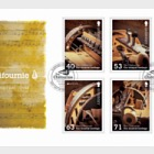 Europa 2014- National Music Instruments- (FDC Set)