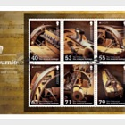 Europa 2014- National Music Instruments- (FDC M/S)