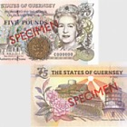 2000 £5 D.M. Clark signature