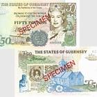 1994 £50 D.P. Trestain signature