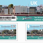 Guernsey Coasts - (UK Booklet of 10)