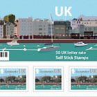 Guernsey Coasts - (UK Booklet of 50)