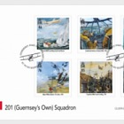 RAF 100 - 201 (Guernsey's Own) Squadron - (FDC Set)